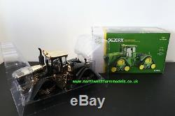 Ertl Britains Farm 132 Scale John Deere 9620rx Gold 4wd Tracked In Stock