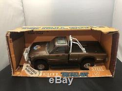 Ertl Fall Guy Vintage 1/16 Scale Metal Truck Rare