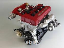 FJ20ET 1/6 scale engine model from Japan New Kusaka Engineering