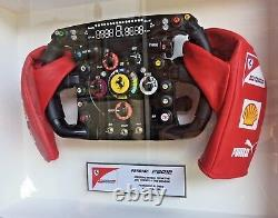 Fernando Alonso 2012 Ferrari F1 steering wheel Formula 1 replica full scale