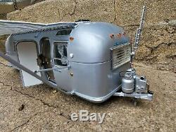 Franklin Mint 1968 Airstream International Land Yacht Camper 124 Scale Diecast