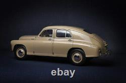 GAZ M-20 POBEDA 18 scale Model Soviet car Fully assembled USSR DeAGOSTINI SALE