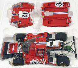 GMP 1/18 Scale Model 1801002 1971 Ferrari 512M LeMans Posey, Adamowicz Red