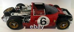 GMP 1/18 Scale Model Car G1804101 Ferrari 330 P4 #6 J. Stewart & C. Amon
