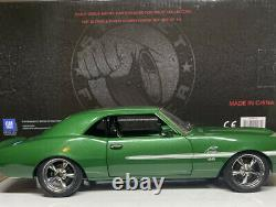 GMP 1968 Camaro STREET FIGHTER 1/18 Scale NICE CAR Very Rare And Hard To Find