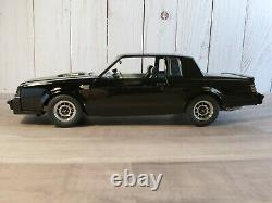 GMP 1986 Buick Grand National 118 Scale Diecast Part No. 8005 Model Car LE