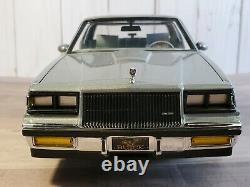GMP 1987 Buick Regal Turbo T 118 Scale Diecast Model 8006 Car LE Peachstate