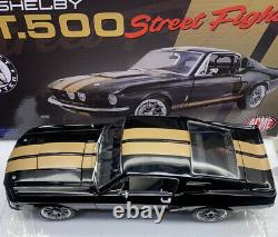 GMP/ACME Streetfighter 1967 Mustang SHELBY GT 500 1/18 Scale Limited Edition