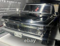 GMP / Greenlight 1973 Ford F-150 1/18 Scale Total Custom Build (1) Of (1) WOW