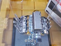GMP Hemi Drag Engine 118 Scale Diecast Model Chrysler 392 Dragster Motor Car