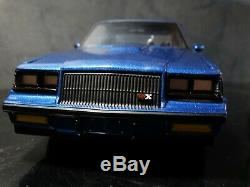 GMP Street Fighter GNX Drag Buick Grand National 118 Scale Diecast 1987 Car