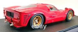 GP Replicas 1/12 Scale Model Car GP12 09D 1967 Ferrari 330 P4 Street Version