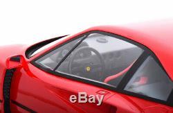 GT Spirit 1987 Ferrari F40 Red with Display Case in Massive 1/8 Scale