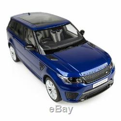 Genuine Range Rover Sport Svr Model 118 Scale 51lddc968puw