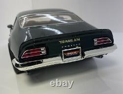 Green Light 1/18 Scale Custom 1973 Trans Am (1) Of (1) Masterpiece