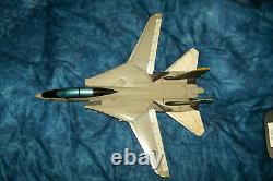 Grumman F-14 Tomcat Model F14/A JOLLY ROGERS USS NIMITZ scale 1 48 T&MC vintage