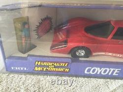Hardcastle And McCormick 1983 ERTL 116 Scale Diecast Coyote Holy Grail AFA 85