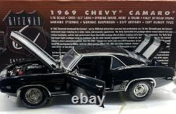 Highway 61 Custom 1969 Chevy CAMARO (1) Of (1) 1/18 Scale