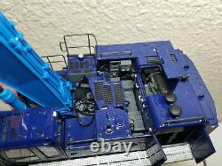 Hitachi ZX870 Excavator with Shear Ocean Traders WSI 150 Scale #02-1329 New