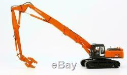 Hitachi Zaxis 350LC High Reach Demolition Excavator 150 Scale Diecast Model New