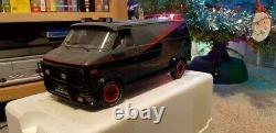 Hot Wheels Elite 118 scale A-Team Van