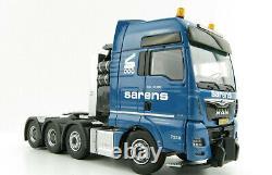 IMC Models 20-1055 Sarens MAN TGX 8x4 Heavy Haulage Truck Scale 150