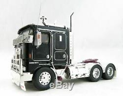 Iconic Replicas Kenworth K100G 6x4 Prime Mover Black Edition Scale 150