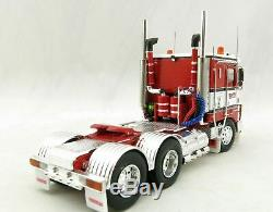 Iconic Replicas Kenworth K100G 6x4 Prime Mover Booth Transport Scale 150