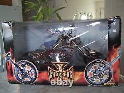 JESSE JAMES West Coast Chopper JJ040503 15 Scale (Penny Saved) Diecast with box