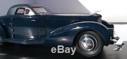 Jay Leno's Duesenberg Aerodynamic Walker Coupe in 124 Scale