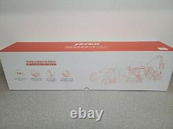 Jereh Trailer-Mounted Coiled Tubing Unit 150 Scale Diecast / Resin Model New