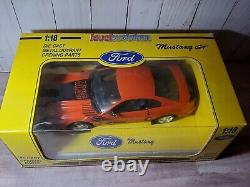 Jouef Evolution 1994 Ford Boss Mustang GT 118 Scale Diecast Model Car 3104