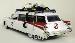 Joyride 1/21 Scale 33538 Ghostbusters Ecto 1 + Slimer 1959 Cadillac Diecast Car