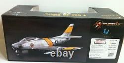 Jsi Merit 1/18 Scale Aircraft Usaf F-86f Sabre Jet, Korean War, Major J. Jaba