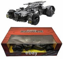 Justice League DC Comics Multiverse Batmobile 112 Scale