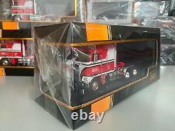 KENWORTH K100 Aerodyne Billie Joe McKay 1976 Red/ White Truck 143 Scale Model