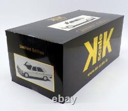 KK Scale 1/18 Scale KKDC180351 1975 Mercedes Benz E-Class 230E (W123) White