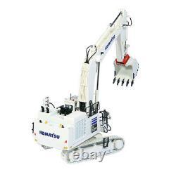 Komatsu PC1250-11 Excavator Quick Coupler White NZG 150 Scale #9992/01 New
