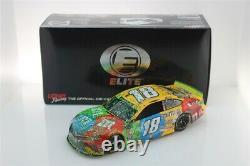 Kyle Busch #18 2019 M&m Homestead Raced Win Elite 1/24 Scale New Free Shipping