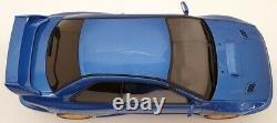 Kyosho 1/18 Scale KSR18033BL 1997 Subaru Impreza 22B STi Blue
