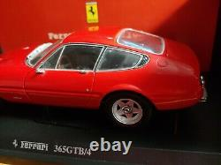 Kyosho Red Ferrari 365 Gtb/4 Scale 118