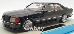 LS Collectibles 1/18 Scale LS047A 1987 Mercedes Benz S Class 560SEC Lorinser