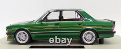 LS Collectibles 1/18 Scale Model Car LS044B BMW Alpina B10 3.5 Green