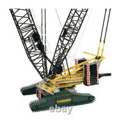 Liebherr LR1600-2 Crane with Derrick Rig Thomen NZG 150 Scale Model #843/07 New