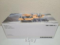 Liebherr LTM 1090-4.2 Mobile Crane USA 50 Years LPS WSI 150 Scale #54-2009 New