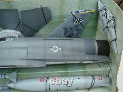 Lockheed F-16 Fighting Falcon Wolfpack BBI 118 Scale Elite Force New in Box