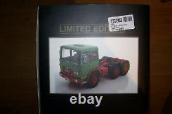 MAN F7 16.304 modell Szg LKW Zugmaschine road kings scale 118 ovp nos RK180052