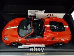 MR-MODELS FERRARI F430 SCUDERIA 16M SPIDER 2008 scale 1/18