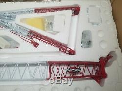 Manitowoc 18000 Aguado Crawler Crane by TWH #005 150 Scale Diecast Model New