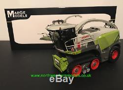 Marge Models 132 Scale Claas Jaguar Tt 40000 Limited Edition Forage Harvester